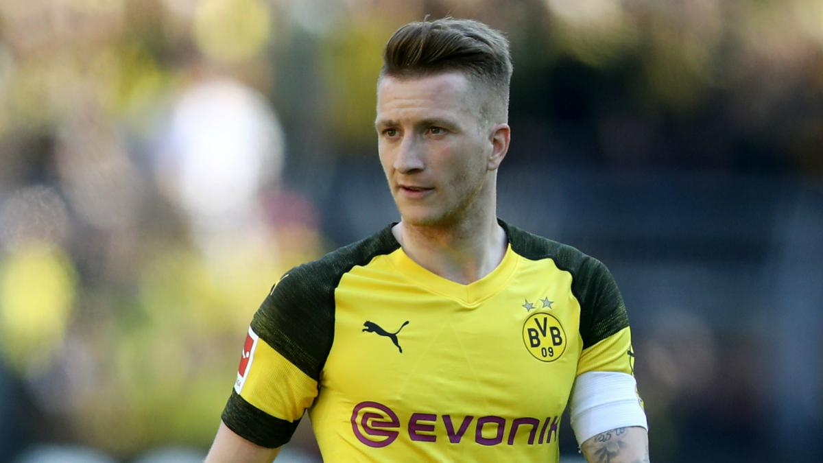 size 40 10a9e 2d707 Marco Reus handed Dortmund armband for 2018-19 - AS.com