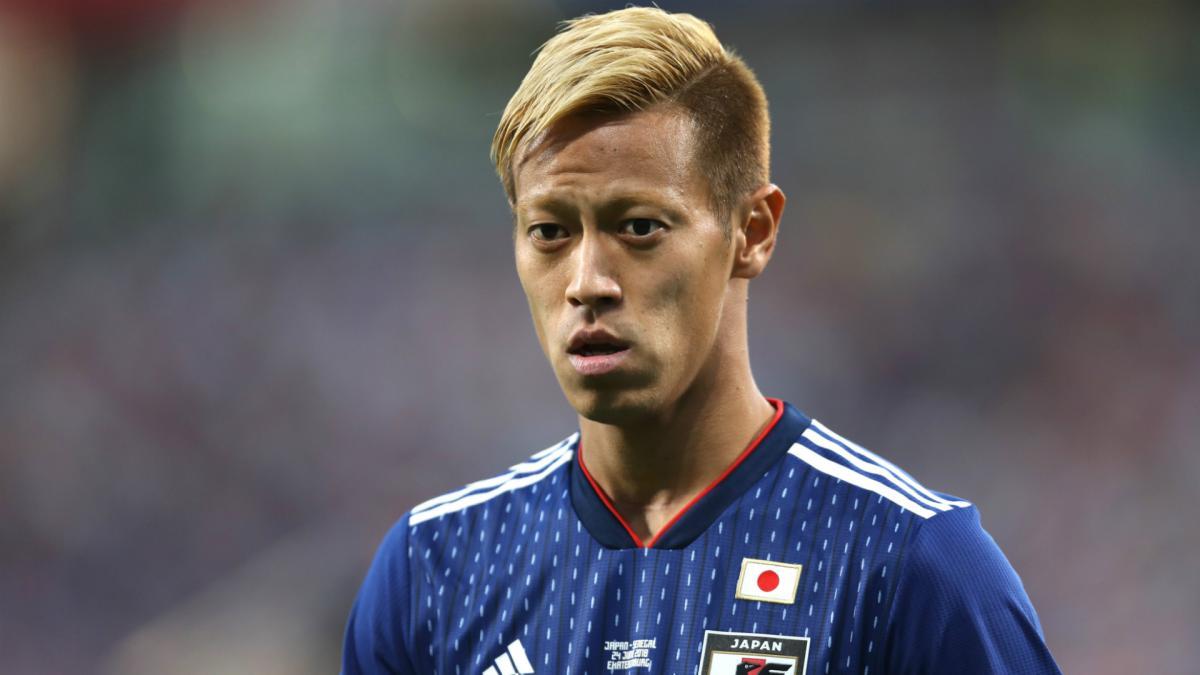 Kết quả hình ảnh cho Keisuke Honda