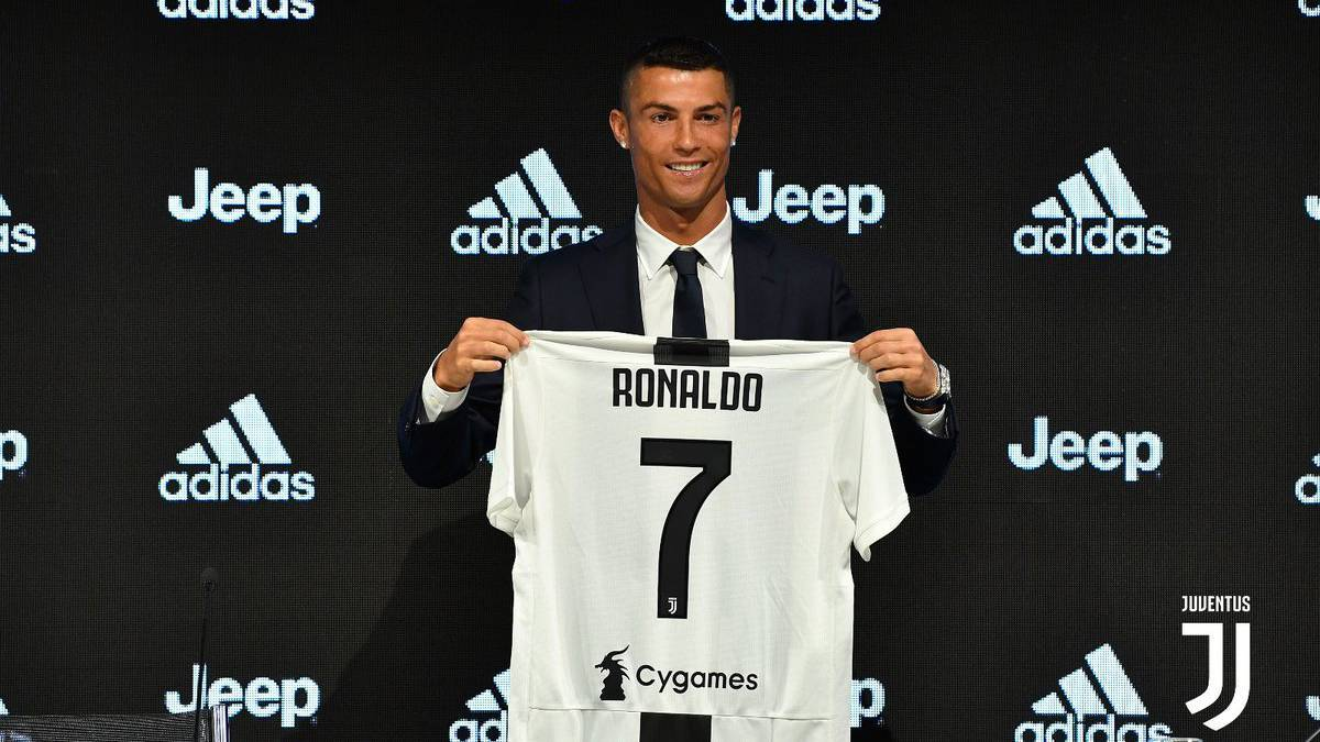 Real Madrid Cristiano Ronaldo Juventus Is Different It S Like A Family As Com