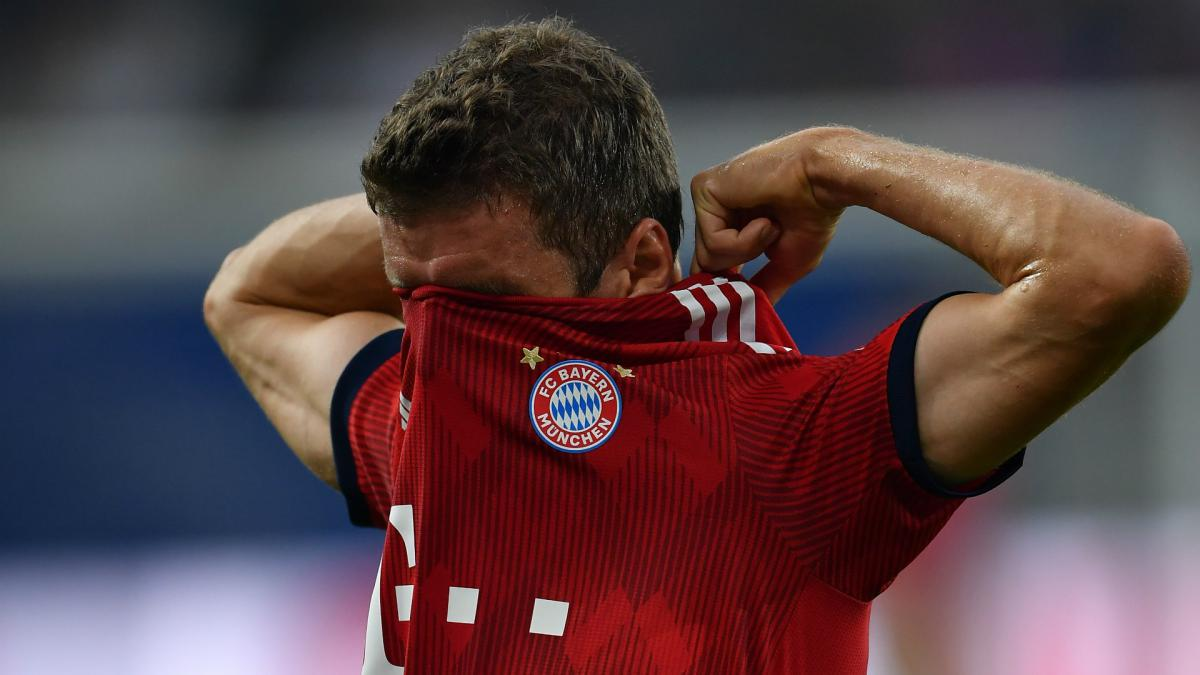 Bundesliga 2018 19 Can Bayern S Stars Recover From World Cup Woe As Com