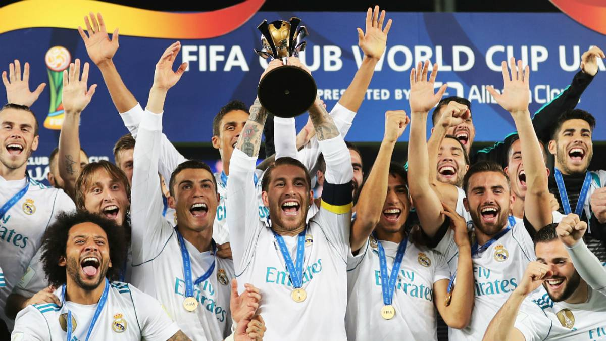 reputable site 81067 963b5 2018 FIFA Club World Cup draw: as it happened - AS.com