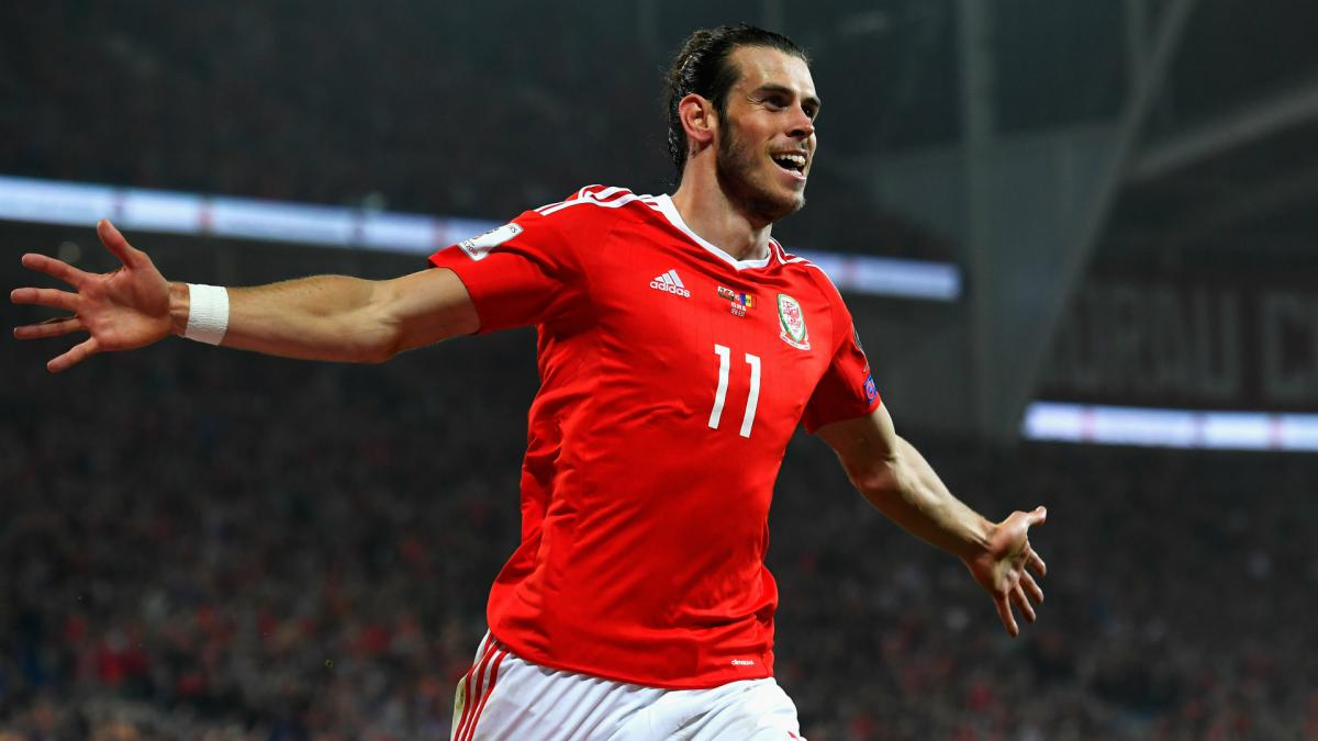 online retailer 4ec55 fd15a Uefa Nations League | Gareth Bale to captain Wales for first ...