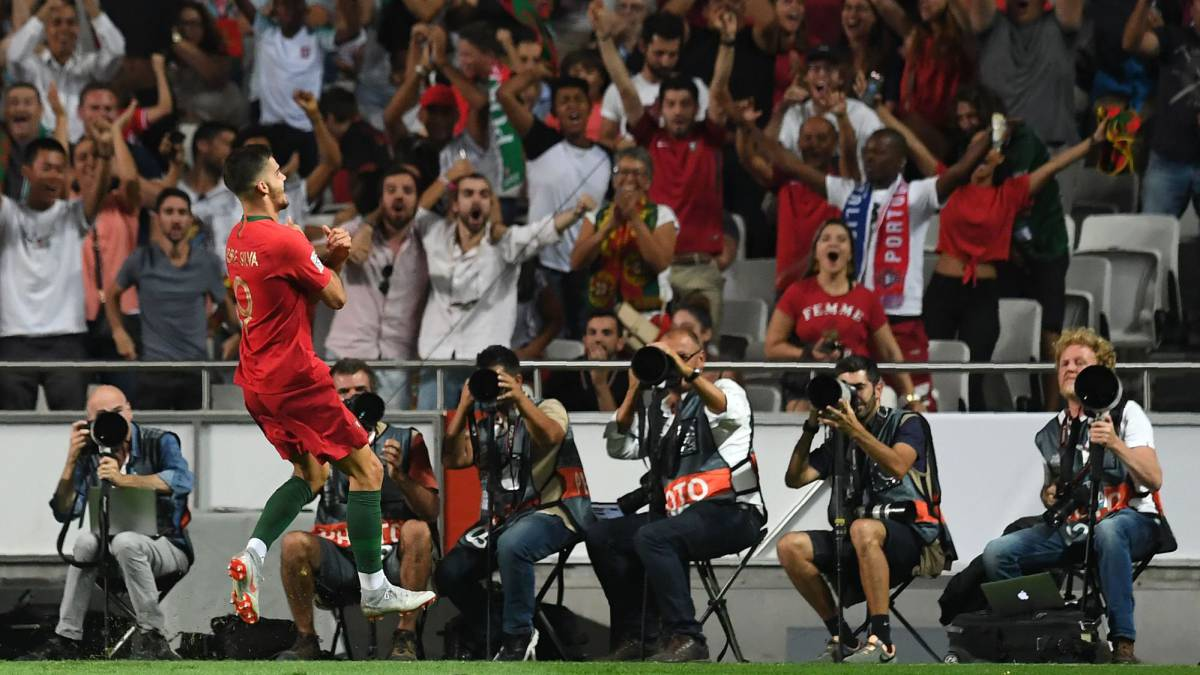 Portugal 1 0 Italy Uefa Nations League Match Report As Com