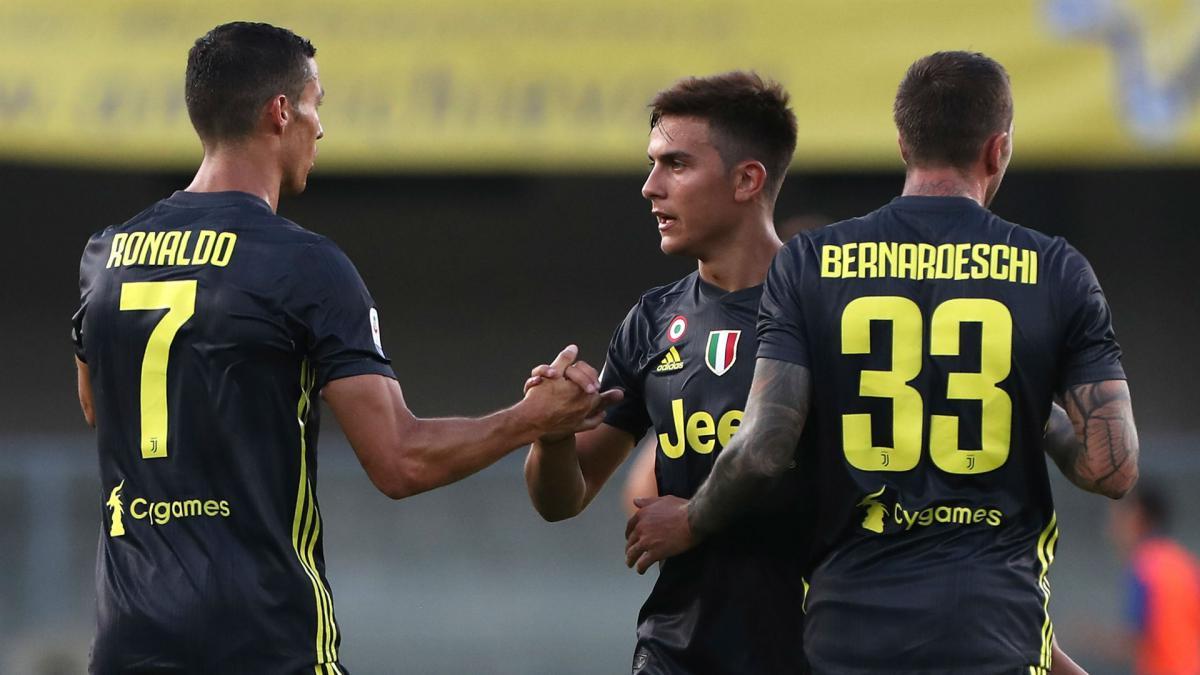 ventas especiales renombre mundial al por mayor online Pirlo calls on Dybala to match Ronaldo's training levels ...