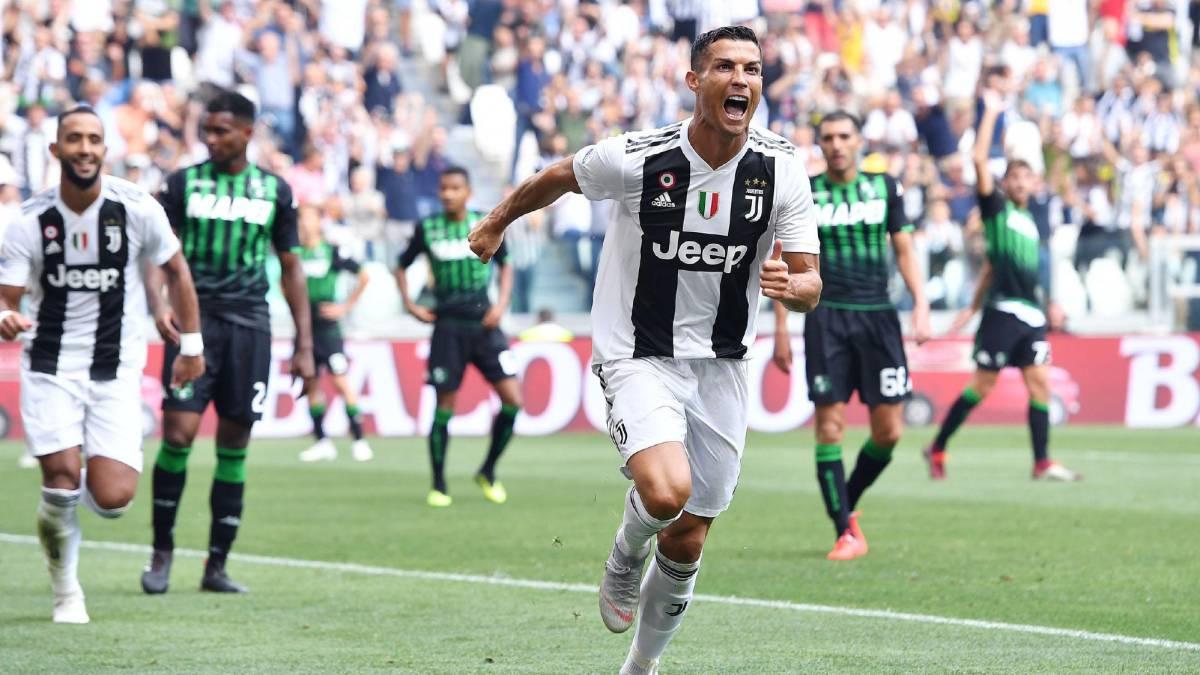 Juventus - Sassuolo live: Serie A 2018/19 - AS.com