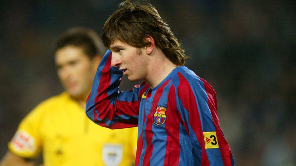 Messi Almost Joined Espanyol In 2005 Pochettino As Com