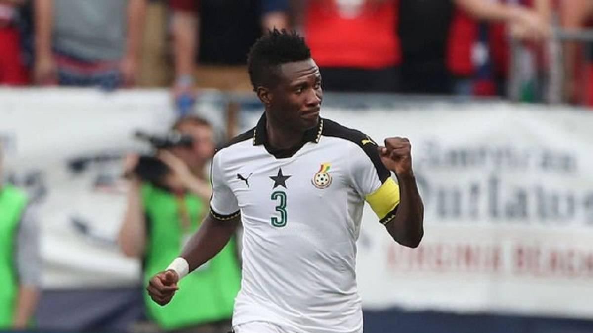 Asamoah Gyan recalled to Ghana squad - AS.com