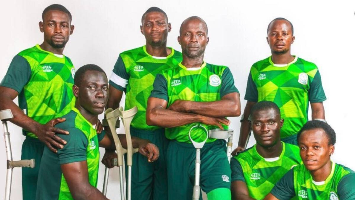 Nigeria Amputee Team Launches Crowd Fund For Mexico World Cup As Com