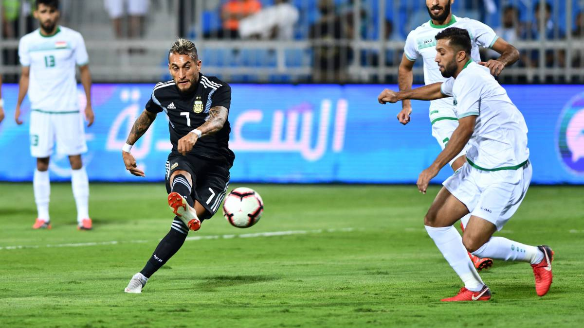 Argentina V Iraq Live