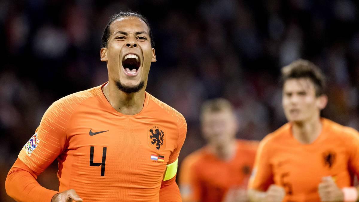 Netherlands 3 0 Germany Match Report Uefa Nations League As Com