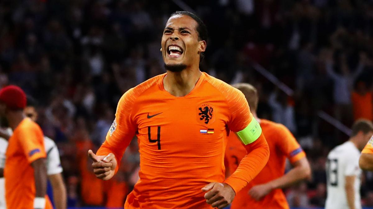 Injured Virgil van Dijk to miss Belgium friendly - AS.com
