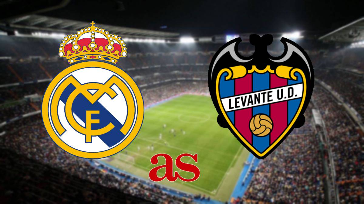 Laliga Santander Real Madrid Vs Levante How And Where To Watch