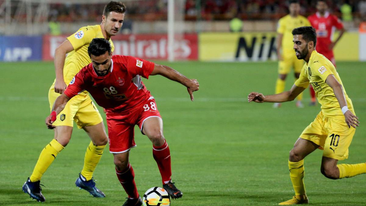 Persepolis 1 1 Al Sadd Afc Champions League 2018 Match Report As Com