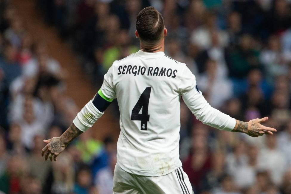اسپانیا- لالیگا- رئال مادرید- سرخیو راموس- Sergio Ramos