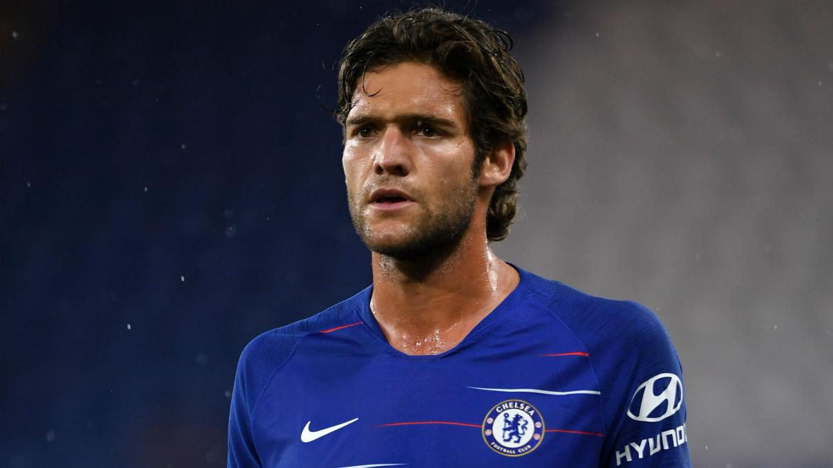 huge discount 7dc00 f0a58 Marcos Alonso signs new, long-term deal with Chelsea - AS.com