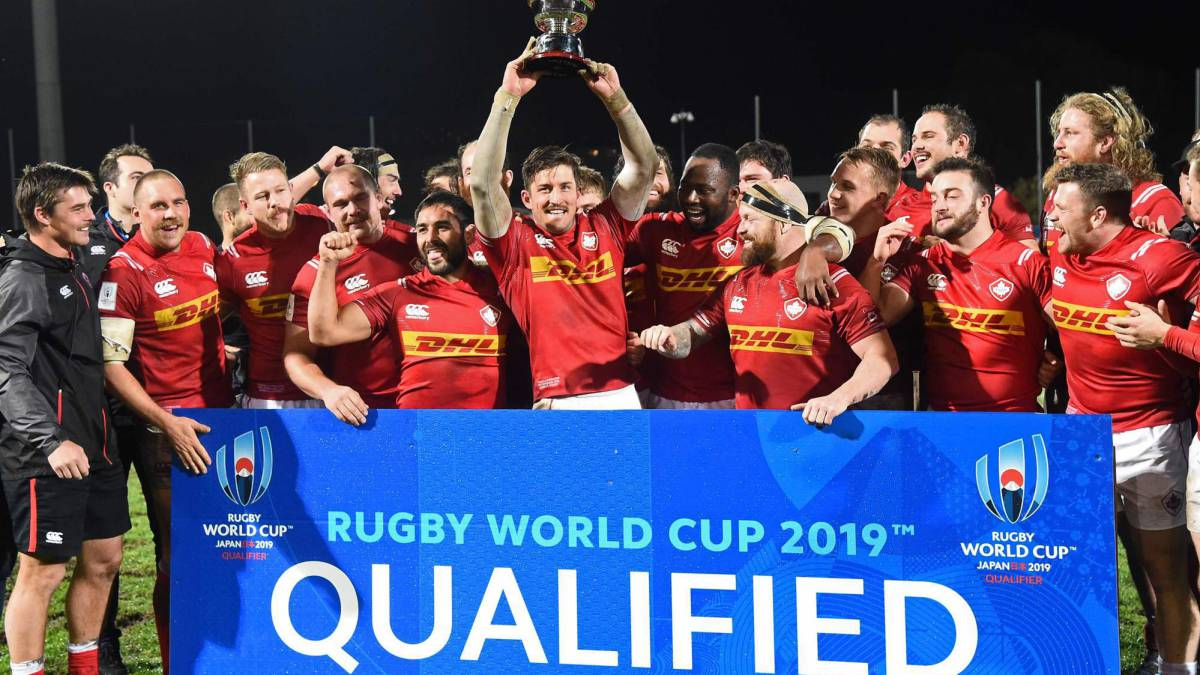 Qualify For The 2019 Rugby World Cup