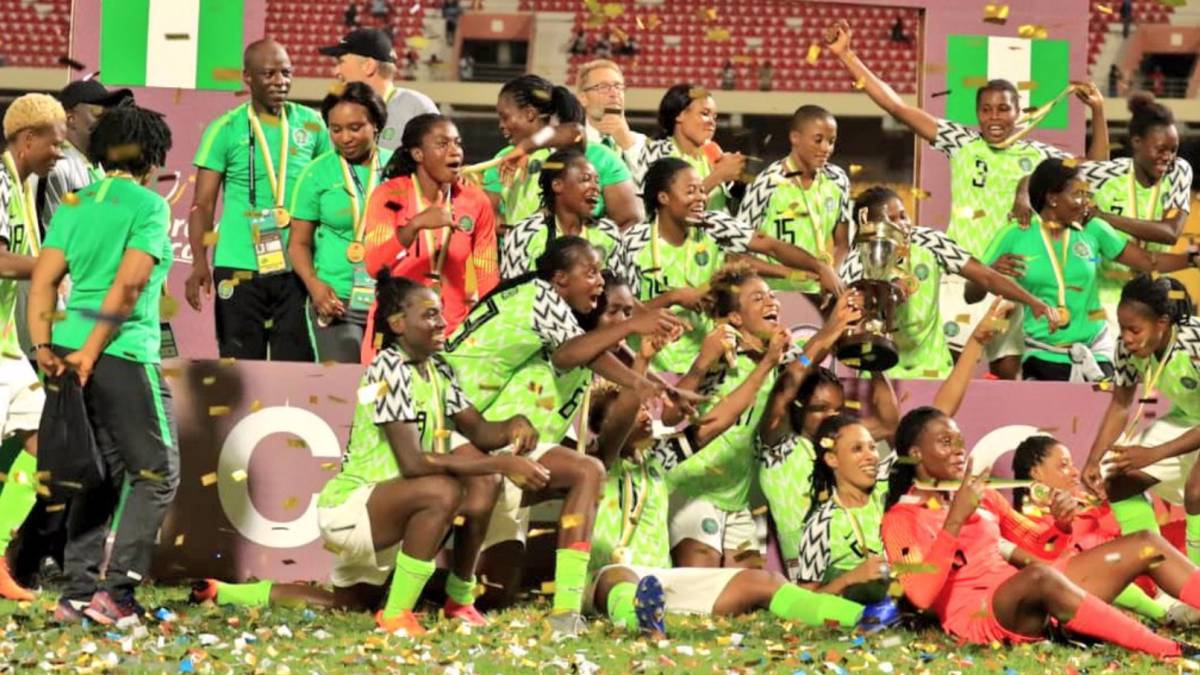 Nigeria win 2018 Women's Africa Cup of Nations - AS com