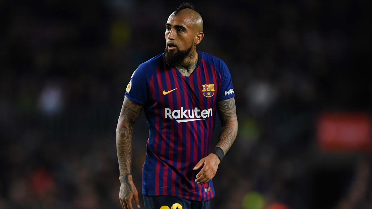 on sale cdcd4 5ffcb Barcelona: Vidal admits being annoyed with role at LaLiga ...