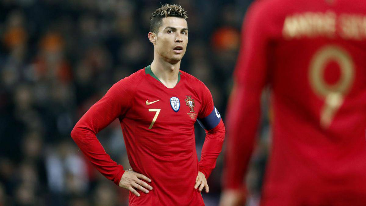 Ronaldo Ready For Portugal Return In 2019 As Com