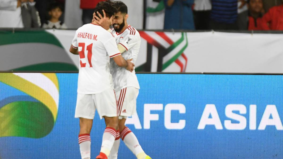 UAE go top of Group A after impressive display against India