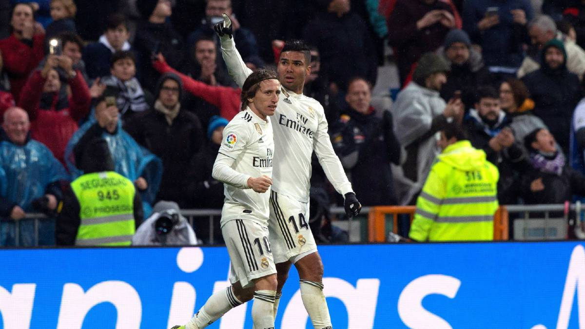 1f625b5b Magic Modric wills Real Madrid to victory over Sevilla - AS.com