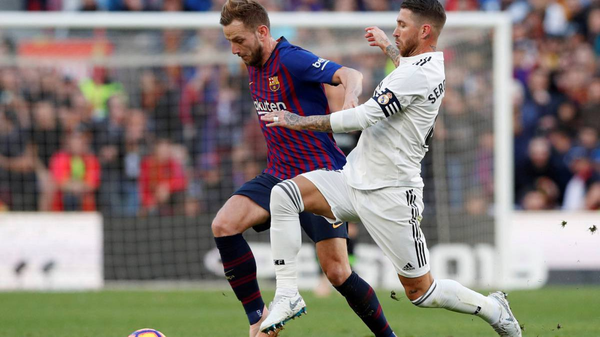 Copa del Rey: Barcelona and Real Madrid to meet in semi-finals - AS com