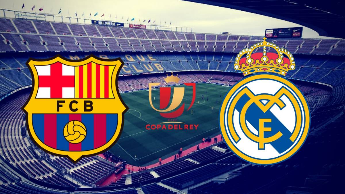 Copa Del Rey Barcelona Vs Real Madrid How And Where To Watch El Clasico Times Tv Online As Com