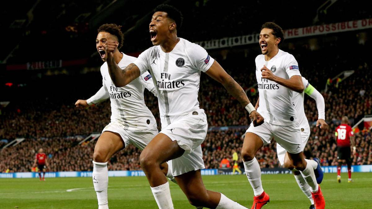 Psg Inflict Solskjaer S First Defeat As Manchester United Coach As Com