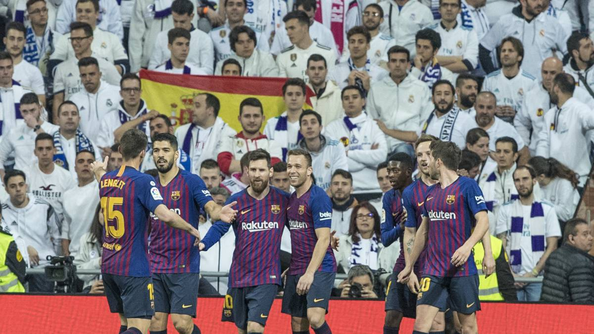 Barcelona Surpass Real Madrid In Head To Head After 87 Years As Com