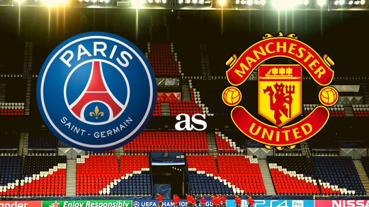 PSG vs Manchester United: how & where to watch - times, TV, online - AS.com
