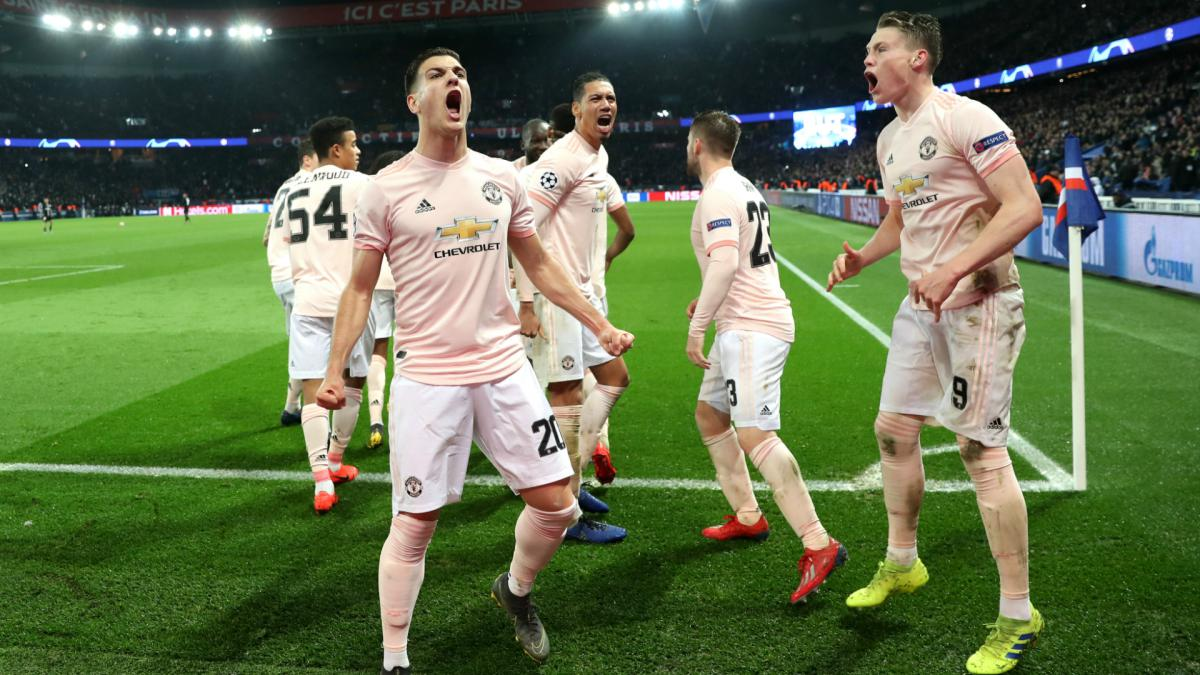 Ajax Man Utd The Greatest Ever Champions League Comebacks As Com