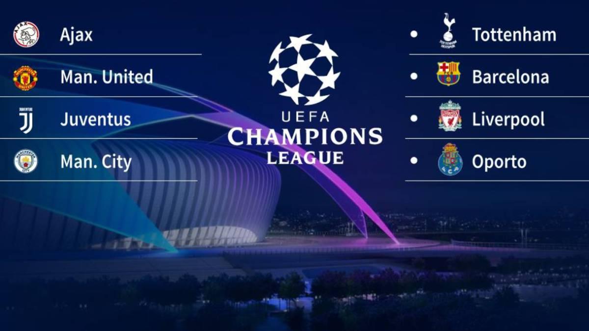 12+ Uefa Champions League Draw