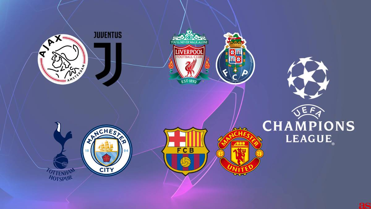 Barca Face United City Spurs Ucl And Uel Quarter Final Draws As Com