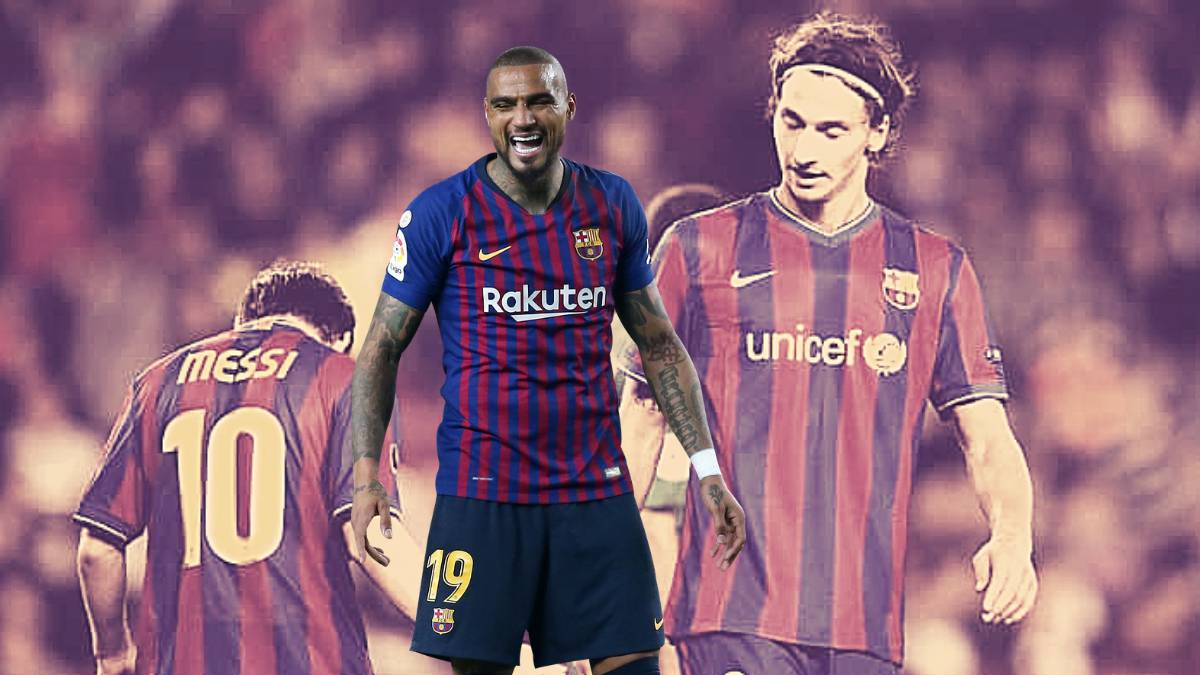 info for 0fe27 6130a Barcelona | Ibrahimovic or Messi? Boateng clear about best ...