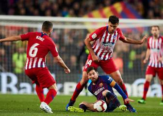 Diego Costa shown red card in Barcelona LaLiga clash - AS com