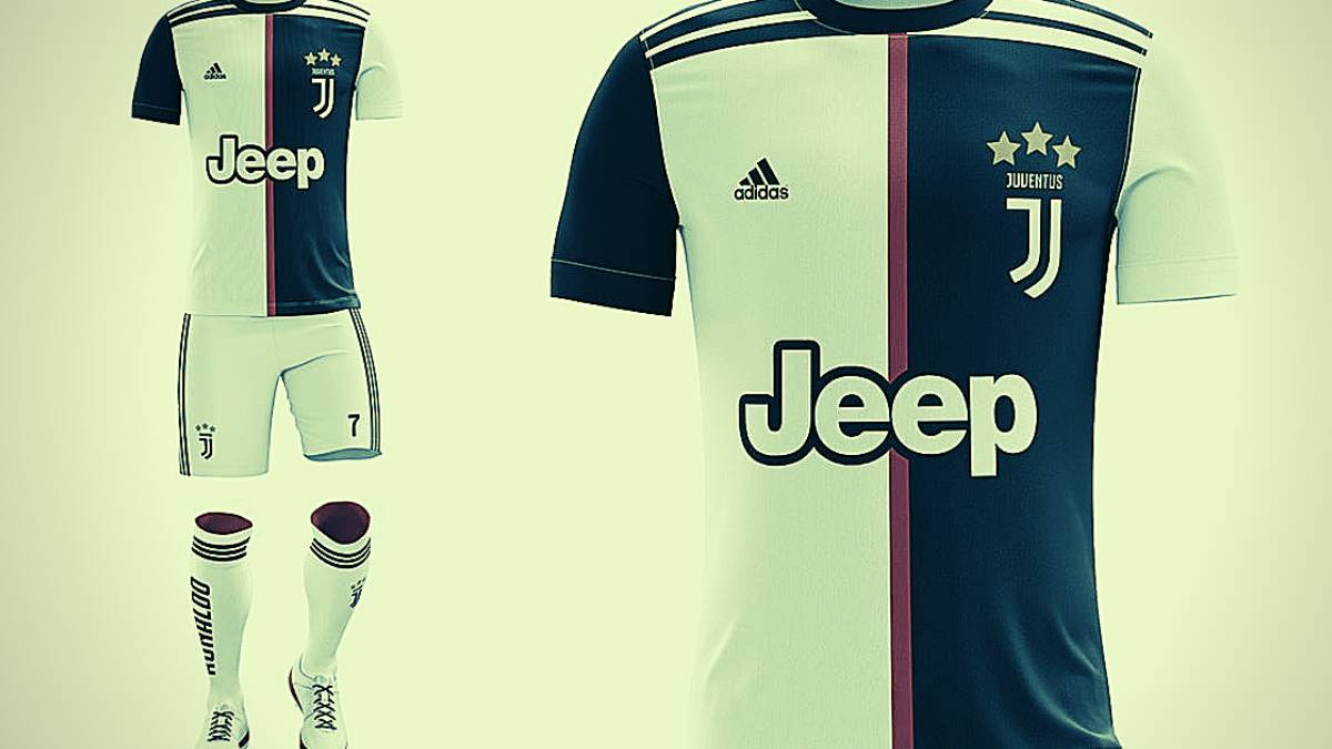 free shipping 41c1e e526c Juventus to ditch the striped shirt after 116 years? - AS.com