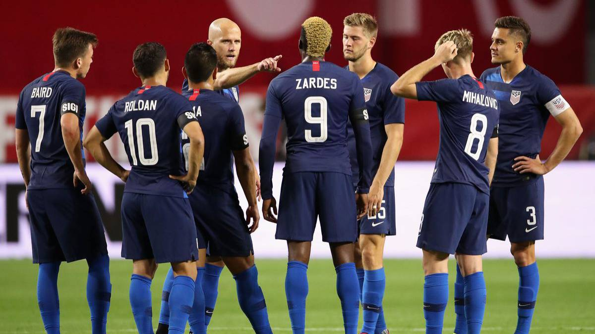 best loved 3ec6f 5c021 USA line up Jamaica friendly ahead of the Gold Cup - AS.com