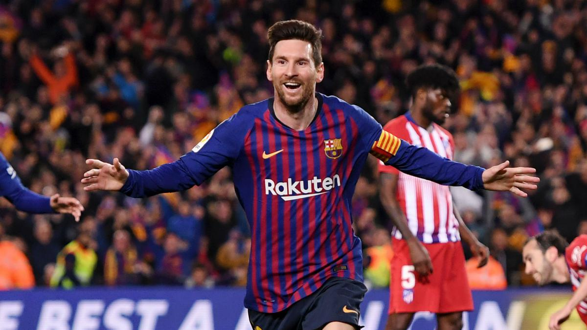 Barcelona: Messi adds 10th title to storied Camp Nou career - AS.com