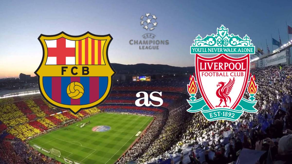 Barcelona - Liverpool: how and where to watch: times, TV