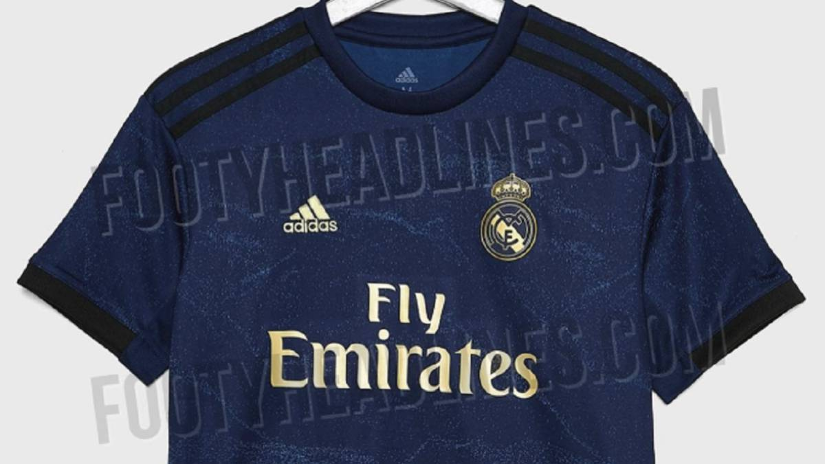 uk availability dfc8b 754d9 New Real Madrid home and away kits leaked online - AS.com
