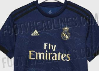 more photos a9761 f0b4f Real Madrid 2019-20 season third kit leaked online - AS.com