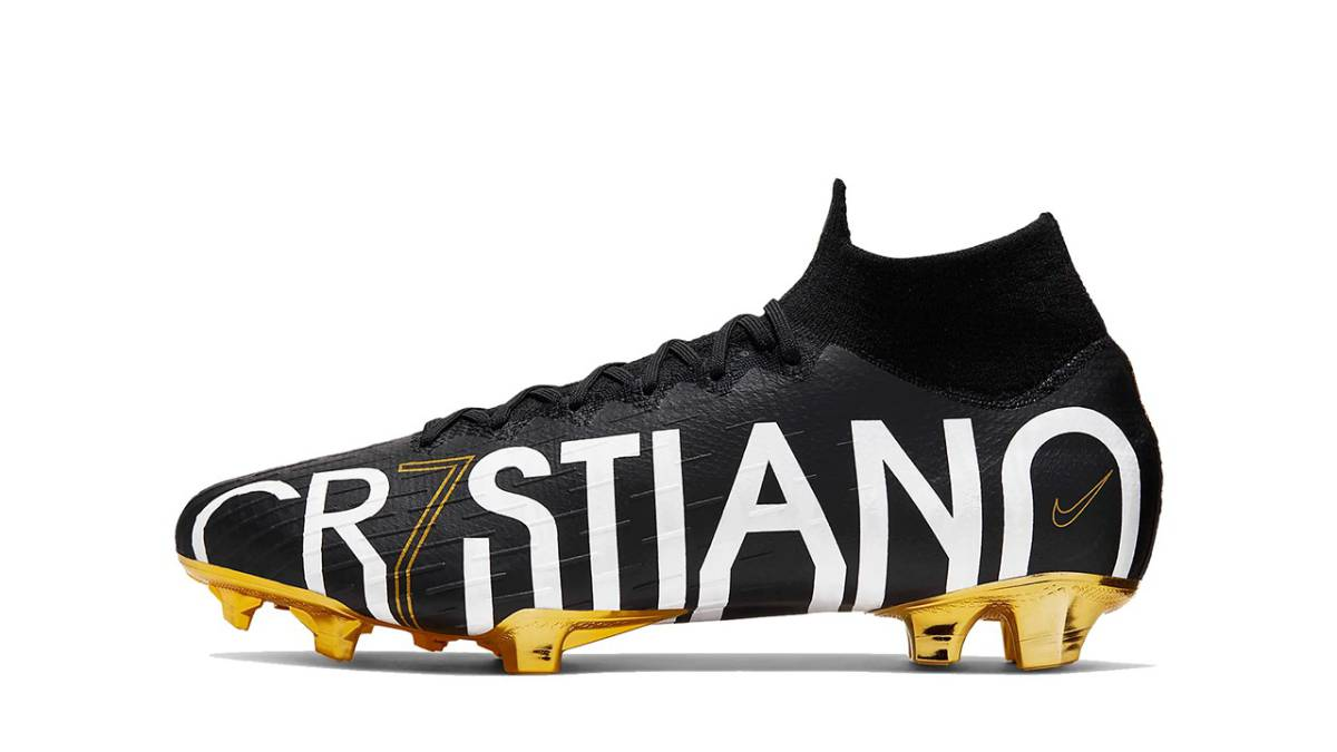 madera Pacífico Aplicable  2,019 pairs available of latest Cristiano Mercurial football boot ...