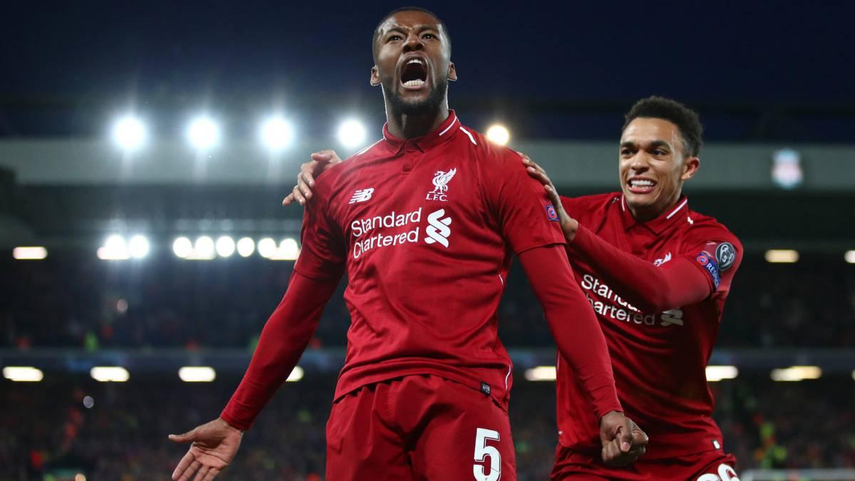 Liverpool stun Barcelona with incredible comeback - AS.com