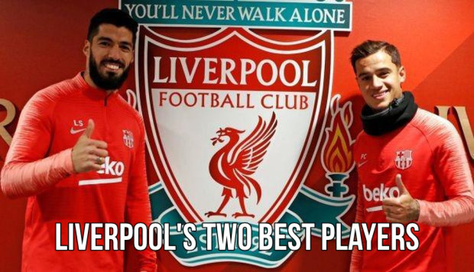 Liverpool Barcelona The Best Memes As Barca Crash Out Of The