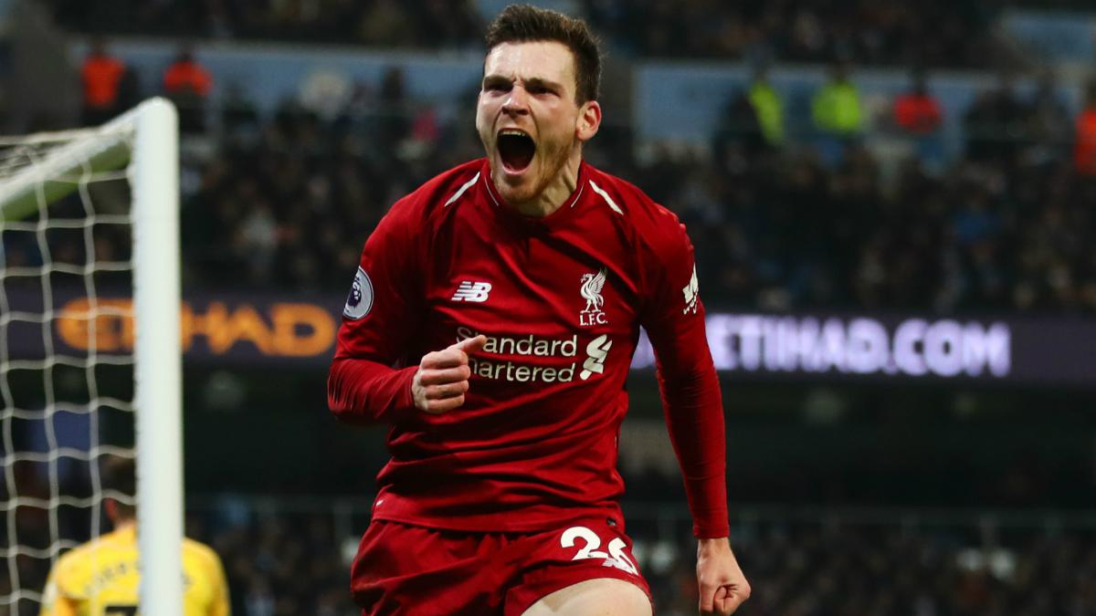 Liverpool are here to stay – Andy Robertson warns Man City - AS.com