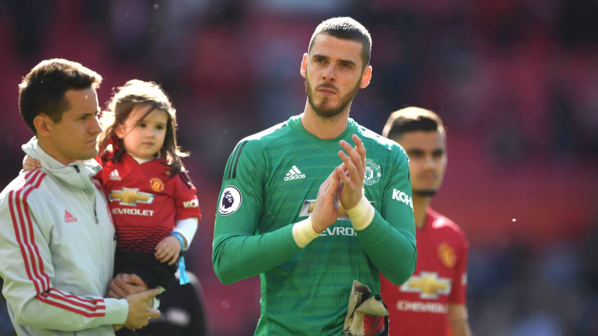 Manchester United De Gea Rejects Man Utd Offer Amid Psg Interest Reports As Com