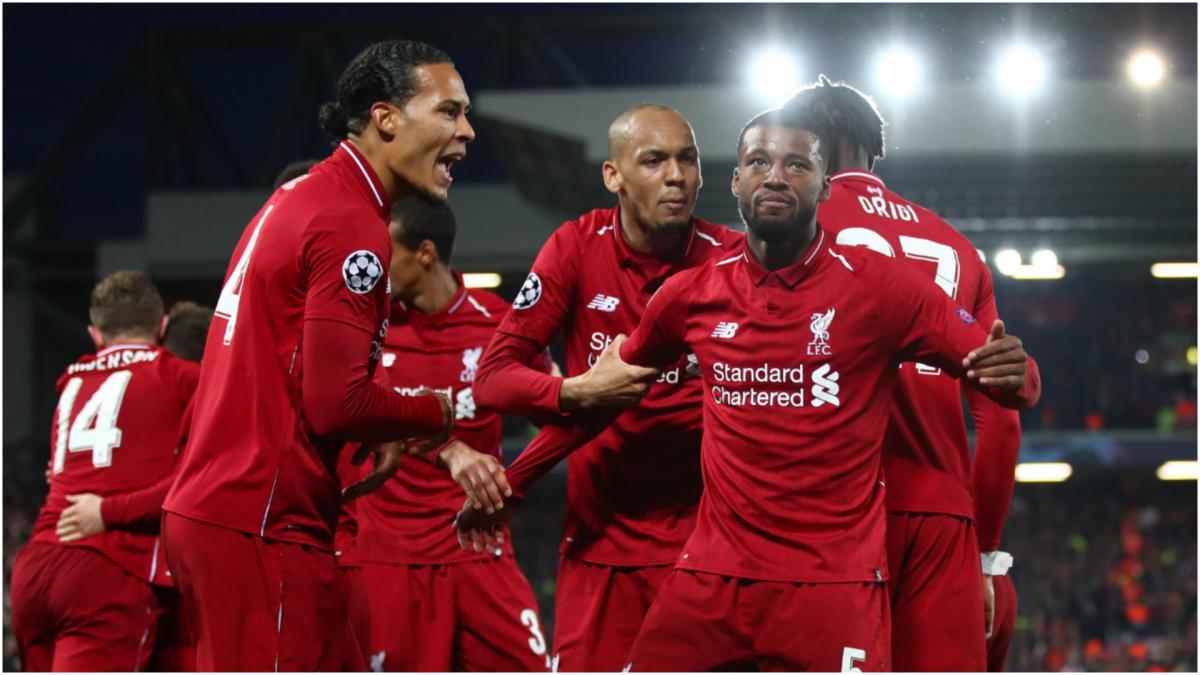 new products 0fc45 34f62 Champions League final | Liverpool's Virgil Van Dijk targets ...