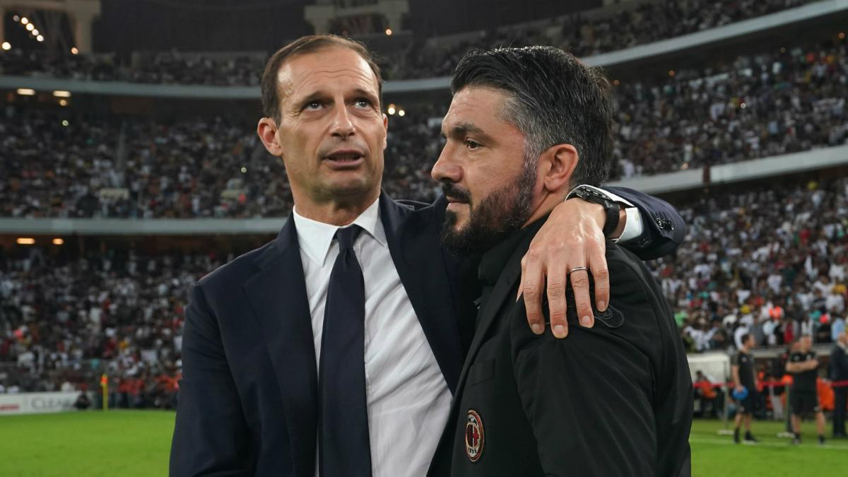 Serie A S Coaching Carousel Who Next For Inter Juventus Milan And Roma As Com