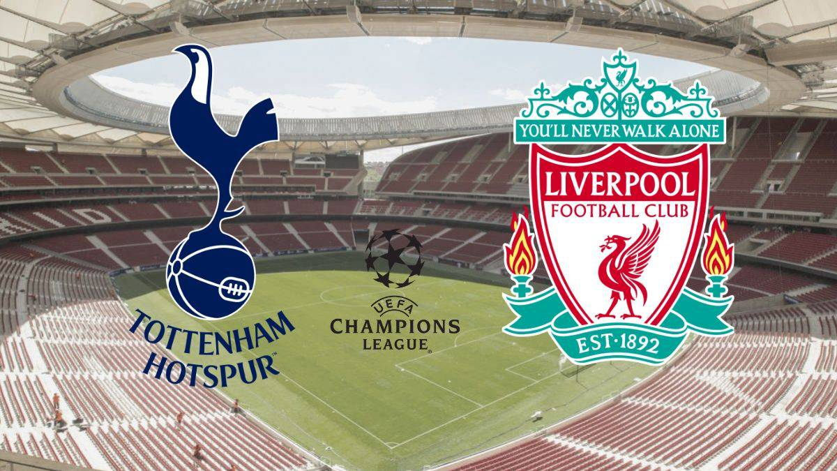Champions League final: Tottenham vs Liverpool: how and when