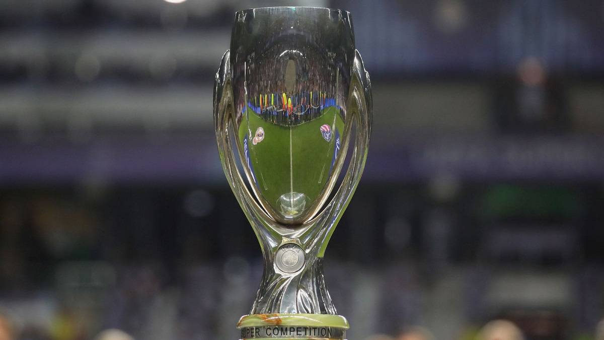 2019 Uefa Super Cup Confirmed Liverpool Vs Chelsea As Com